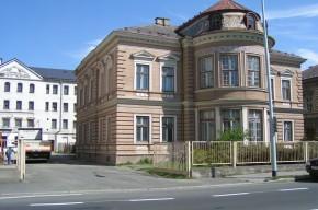 Die Hermann Larisch Villa