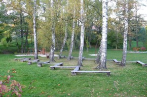 Die Waldwiese Ježečkův palouček