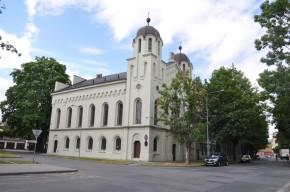 Die jüdische Synagoge